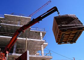 Монтаж и демонтаж в малоэтажном строительстве